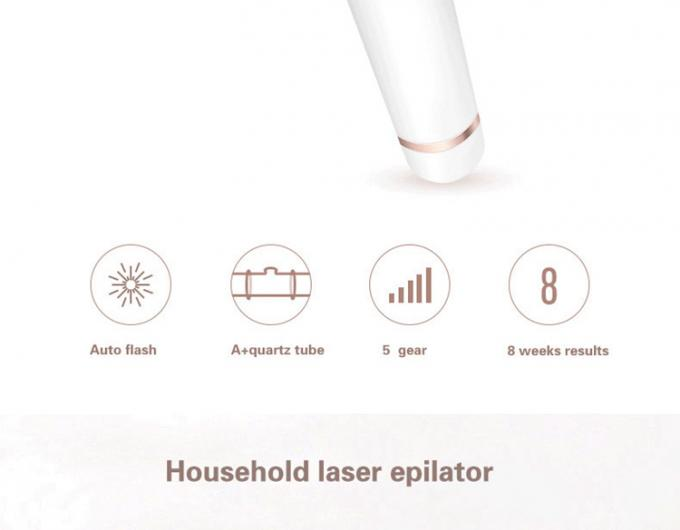 Machine durable d'épilation de laser de maison, dispositif Epilator T009i de maison d'épilation de chargement initial